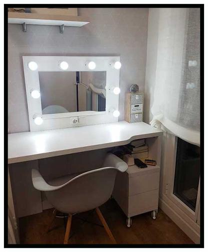 Espejo-de-camerino-80x60-Horizontal-Blanco