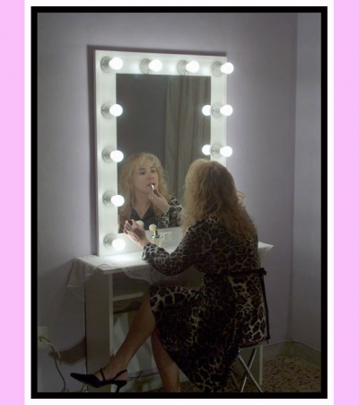 espejo de camerino